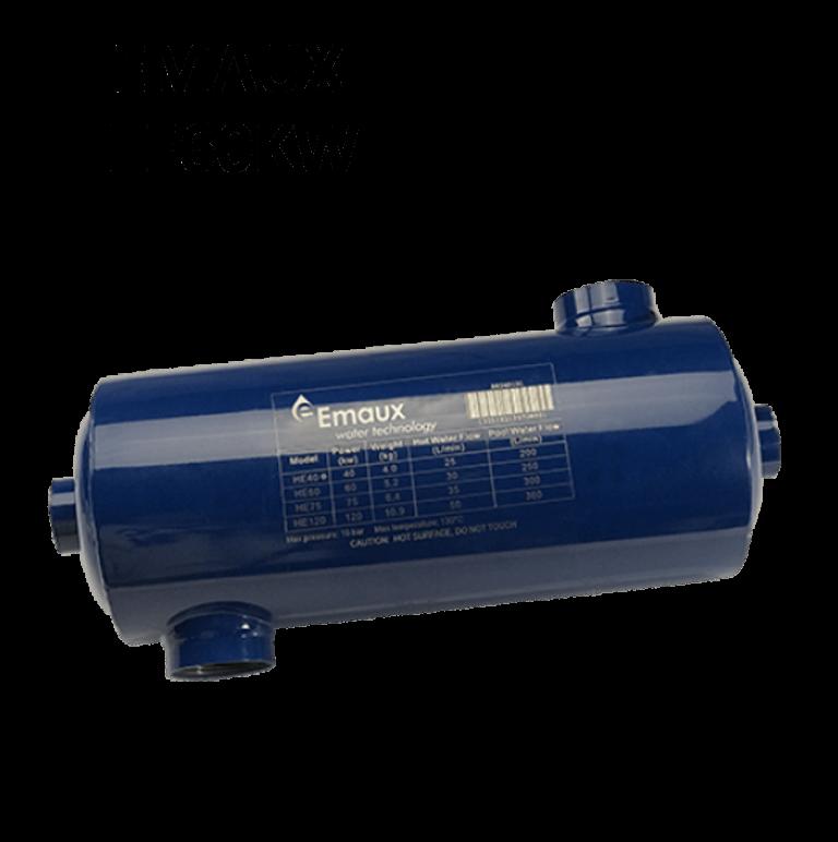 مبدل حرارتی استخر ایمکس 60 کیلووات مدل HE60