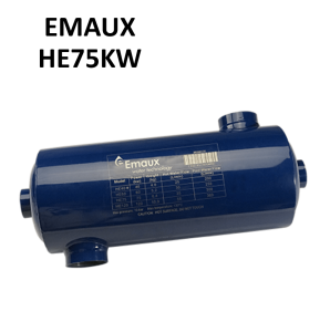 مبدل حرارتی استخر ایمکس 75 کیلووات مدل HE75