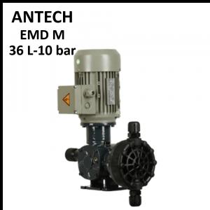 پمپ تزریق موتوردار آنتک EMD M 36-10