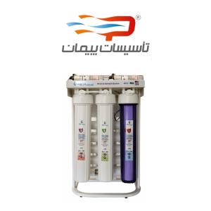 دستگاه آب شیرین کن نیمه صنعتی