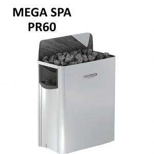 هیتر سونا خشک مگا اسپا سری PRIME با قدرت 6 کیلووات